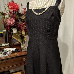 Little Black Dress with class